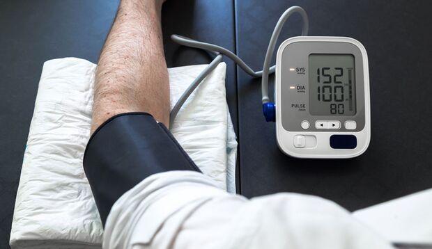 Messen Sie regelmäßig Ihren Blutdruck