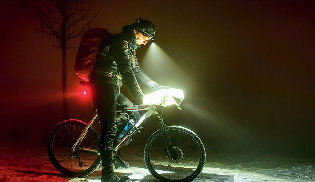Mikro-Abenteuer: Radtour durch die Nacht