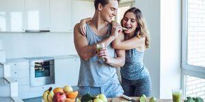 Mikronährstoffe musst du mit der Nahrung zu dir nehmen
