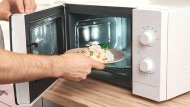 Mikrowellen-Tipps für leckeres Essen