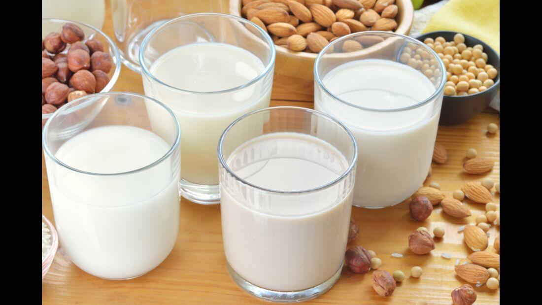 Milchprodukte mit geringer Energiedichte