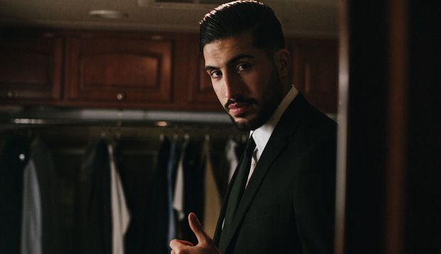 Mit Anzug ist man immer gut angezogen