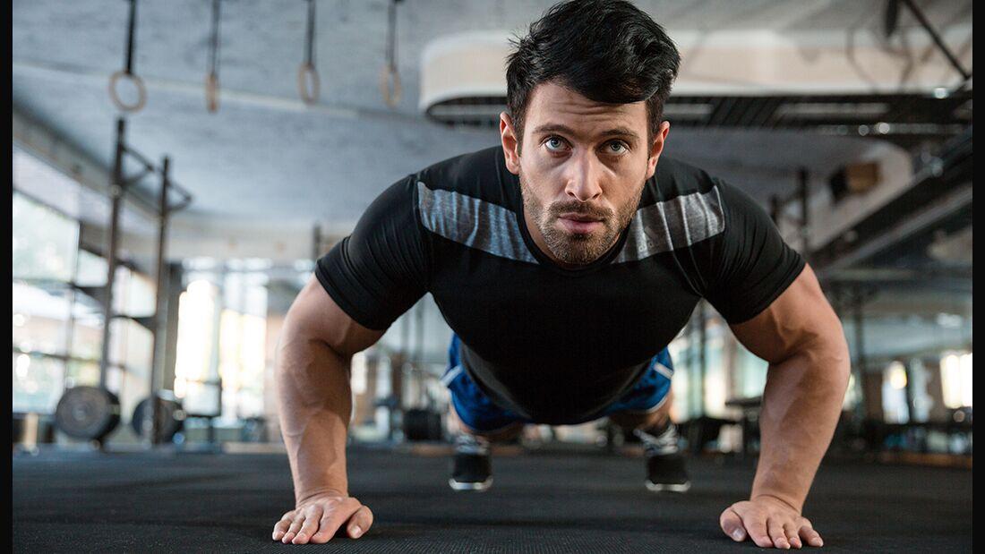 Mit Supersatz-Training sparen Sie Zeit, aber nicht an Muskeln