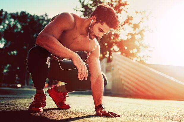 Mit den richtigen Songs kannst du dein Workout optimieren