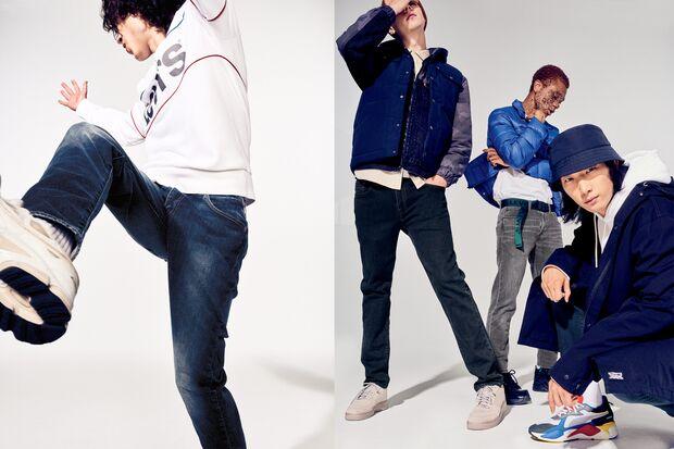 Mit der Advanced-Stretch-Jeans hast du ultimative Bewegungsfreiheit