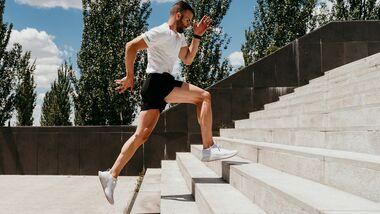Mit diesem Treppen-Workout wirst du fit wie nie