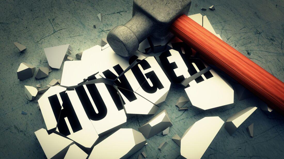 Mit diesen 7 Tipps hat der Hunger keine Chance