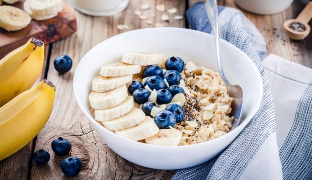 Mit einem Protein-Porridge starten Sie optimal in den Tag