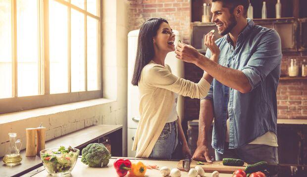 Mit gesunden Lebensmitteln können Sie Ihre Potenz gezielt steigern