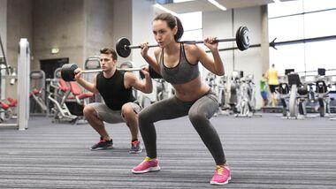 Mit uns verwirklichen Sie Ihre Fitness-Ziele