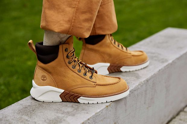 Moc-Toe Sneakerboots von Timberland