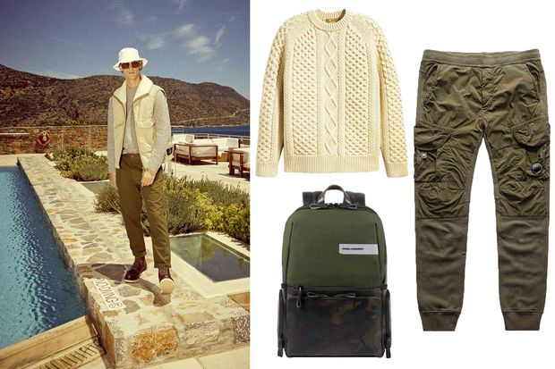Modetrends Herbst/Winter, Dad-Look
