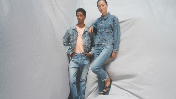 Modetrends SS 2021 / 80s Denim / Levi's Made & Crafted