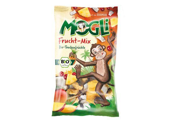 Mogli Bio-Frucht-Mix von Damia