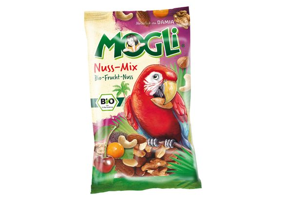 Mogli Bio-Nuss-Mix von Damia