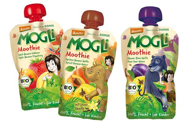 Mogli Moothies von Damia