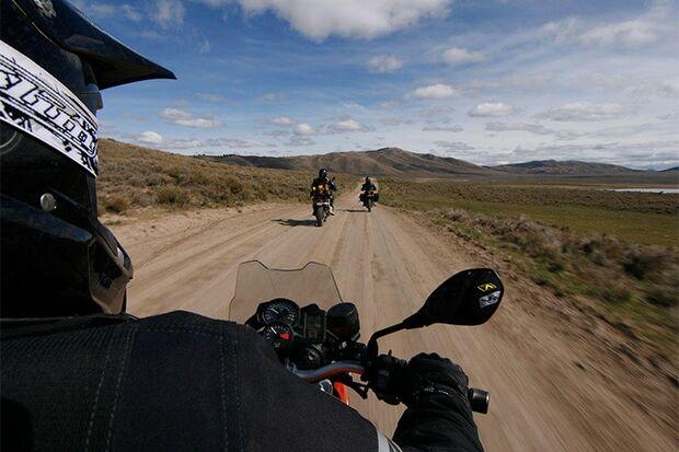Motorradtour durch die USA