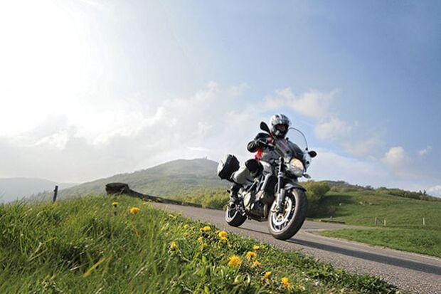 Motorradurlaub im Elsass