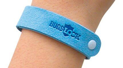 Mückenarmband von Bugslock
