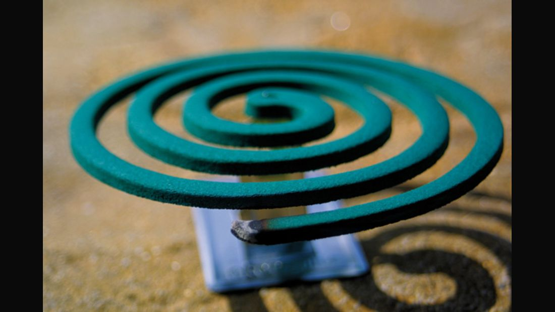 Mückenspiralen zur Verwendung in den Tropen