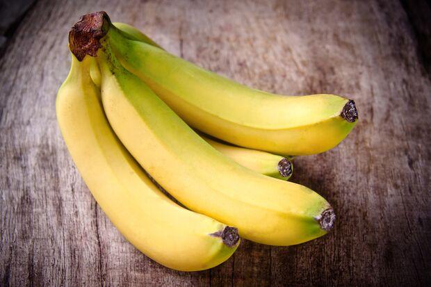 Muskelaufbau: Bananen