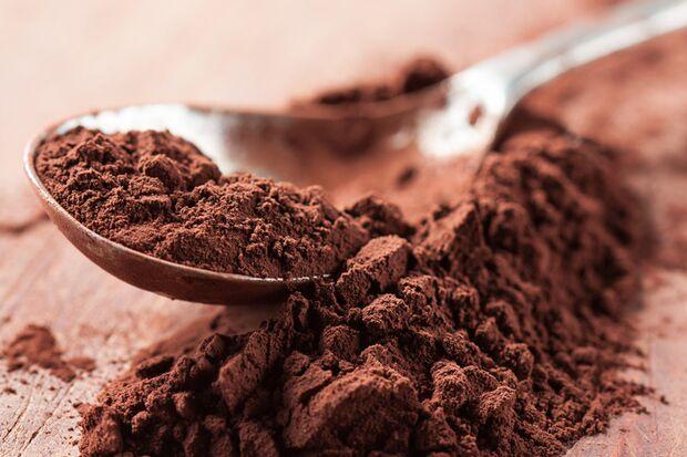 Muskelaufbau: Kakao