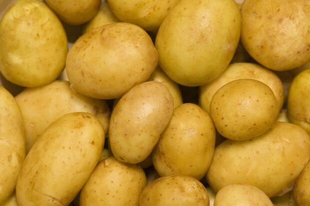 Muskelaufbau: Kartoffeln