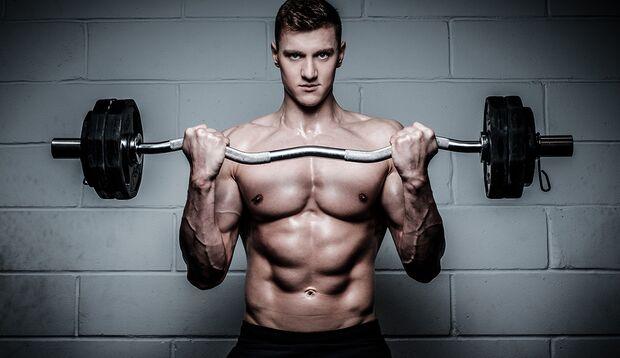 Muskelaufbau-Trainingsplan für 8 Wochen