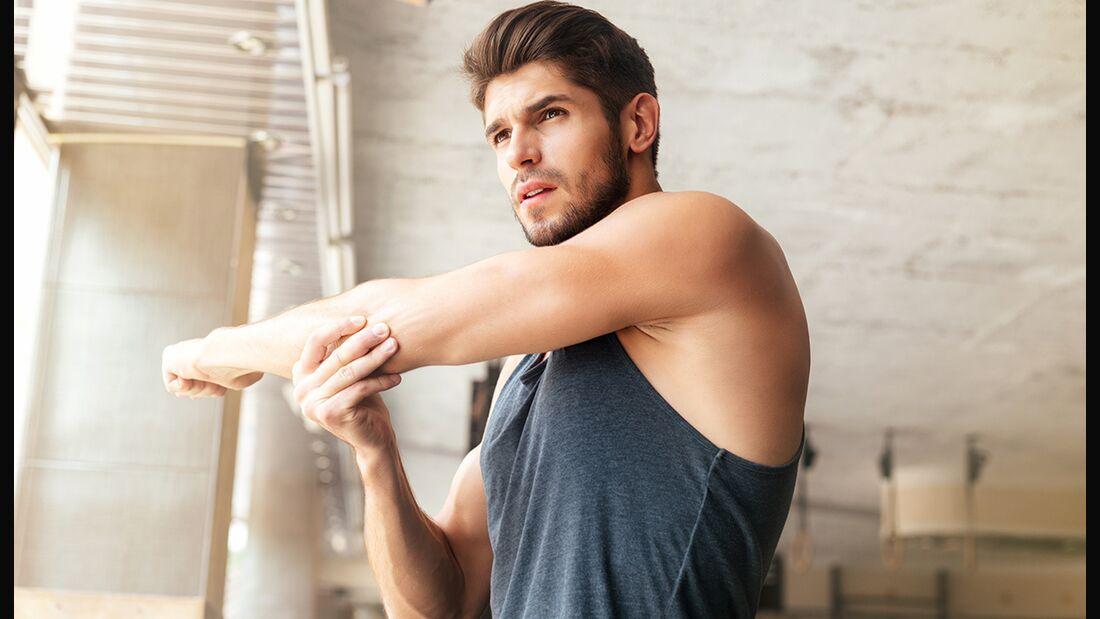 Muskelaufbau als Hardgainer in 8 Wochen