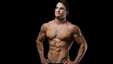 Muskelaufbau dank Quarkauflauf