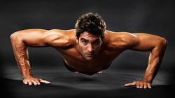 Muskelaufbau trotz Diät?