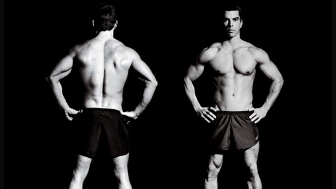 Muskeln im Fokus: Die komplette Workout-Reihe im Download