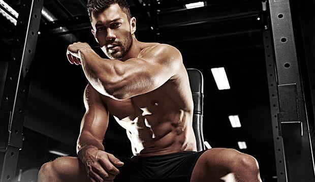 Muskeln schützen vor Übergewicht und damit vor Herz-Kreislauf-Erkrankungen