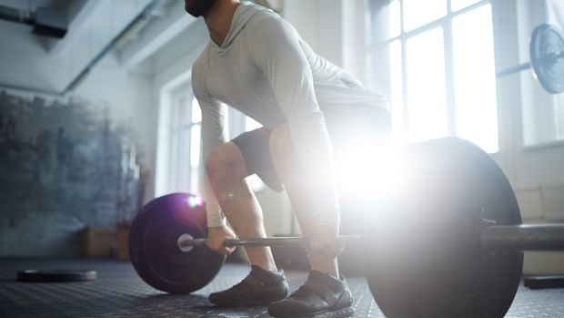 Muskeln verbrennen zusätzliche Kalorien