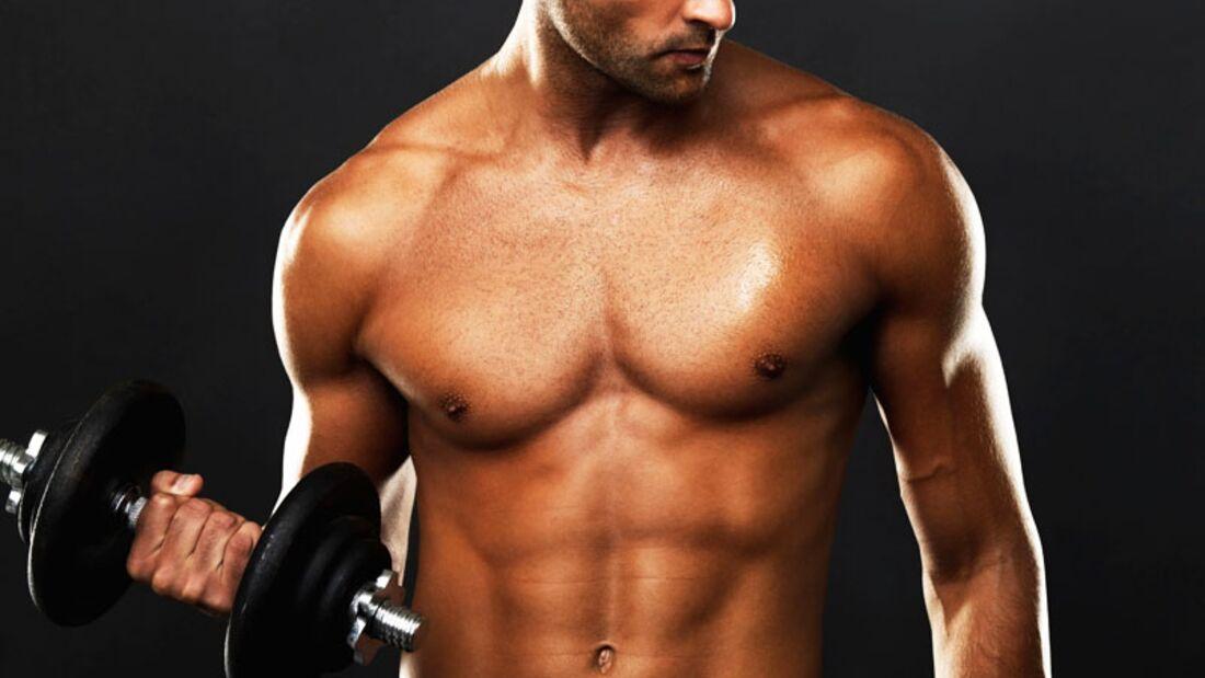 Muskelwachstum durch Testosteron?