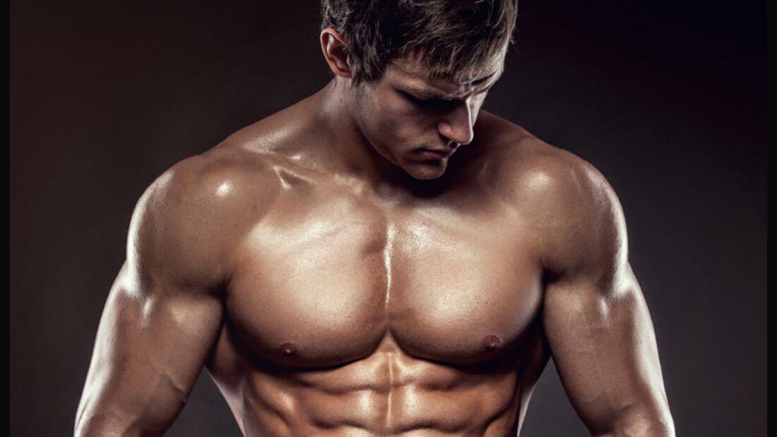 Muskulöse Brust oder schon Gynäkomastie? Der Übergang ist fließend