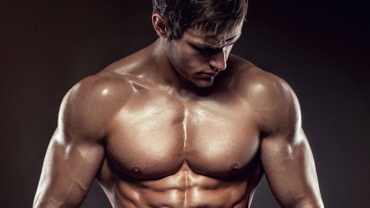 Wie man Fett aus Brustmuskeln und Bauch verbrennt