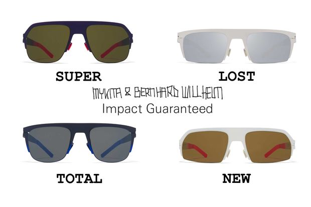 Mykita x Bernhard Willhelm Sunglasses