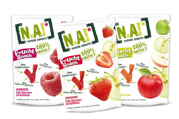 N.A! Nature Addicts Fruchtsnacks