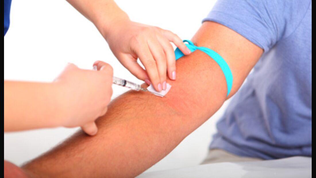 Nach einer Blutspende ist ein Tag Pause angesagt - der Körper muss sich regenerieren
