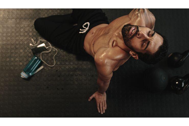 Nach dem Workout ordentlich Kalorien verbrennen