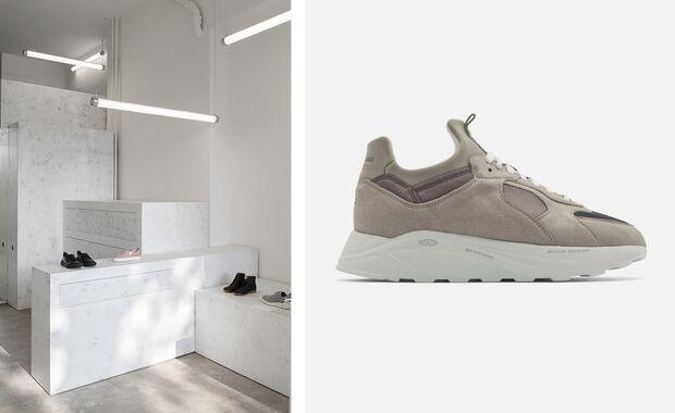 Nachhaltige Sneaker SS 2021 / EKN Footwear