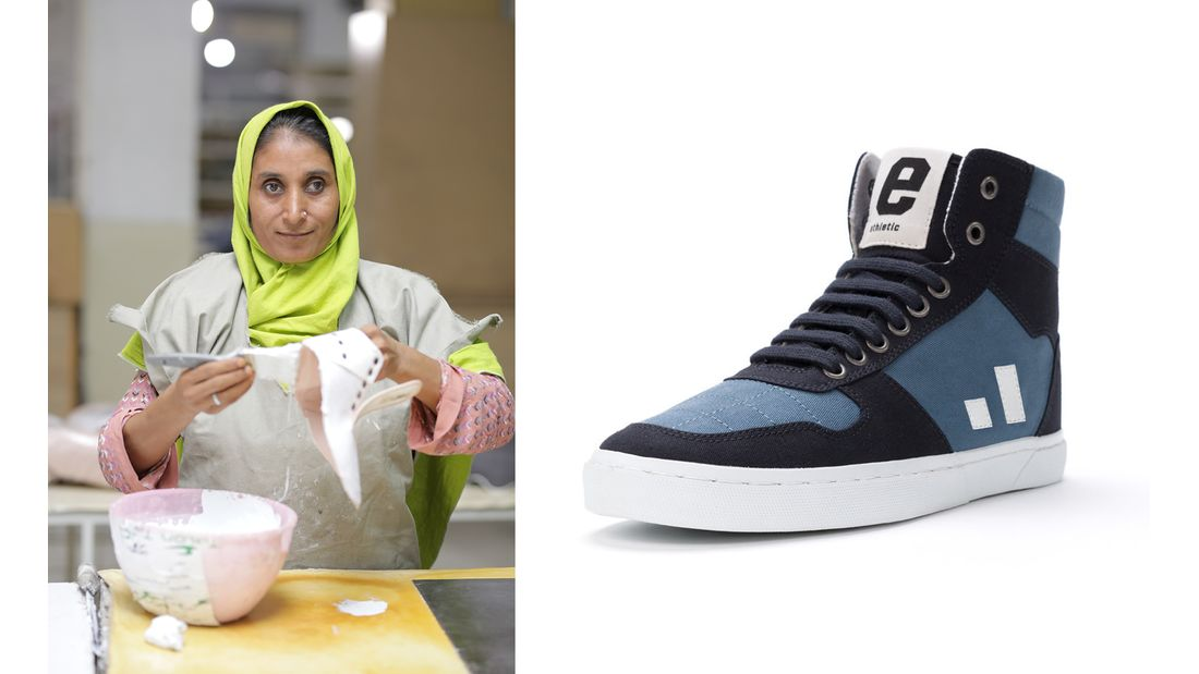 Nachhaltige Sneaker SS 2021 / Ethletic