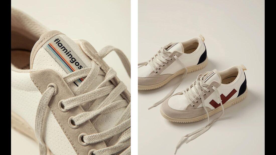 Nachhaltige Sneaker SS 2021 / Flamingo´s Life