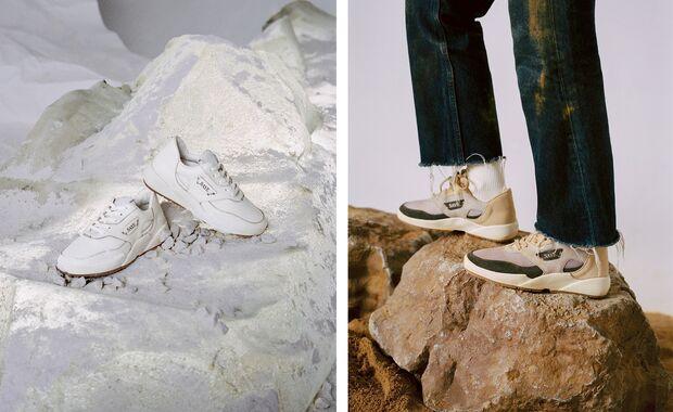 Nachhaltige Sneaker SS2021 / Saye