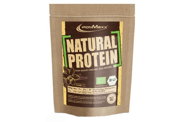 Natural Protein von IronMaxx