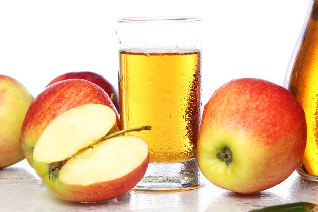Naturtrüb ist Apfelsaft noch gesünder