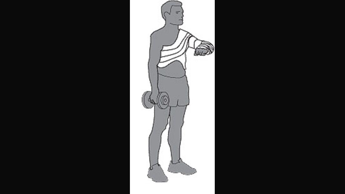 Neue Power für Ihre Schultern
