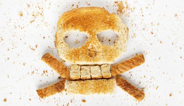 Nicht Fett macht fett, sondern Kohlenhydrate aus Brot, Pasta & Co.