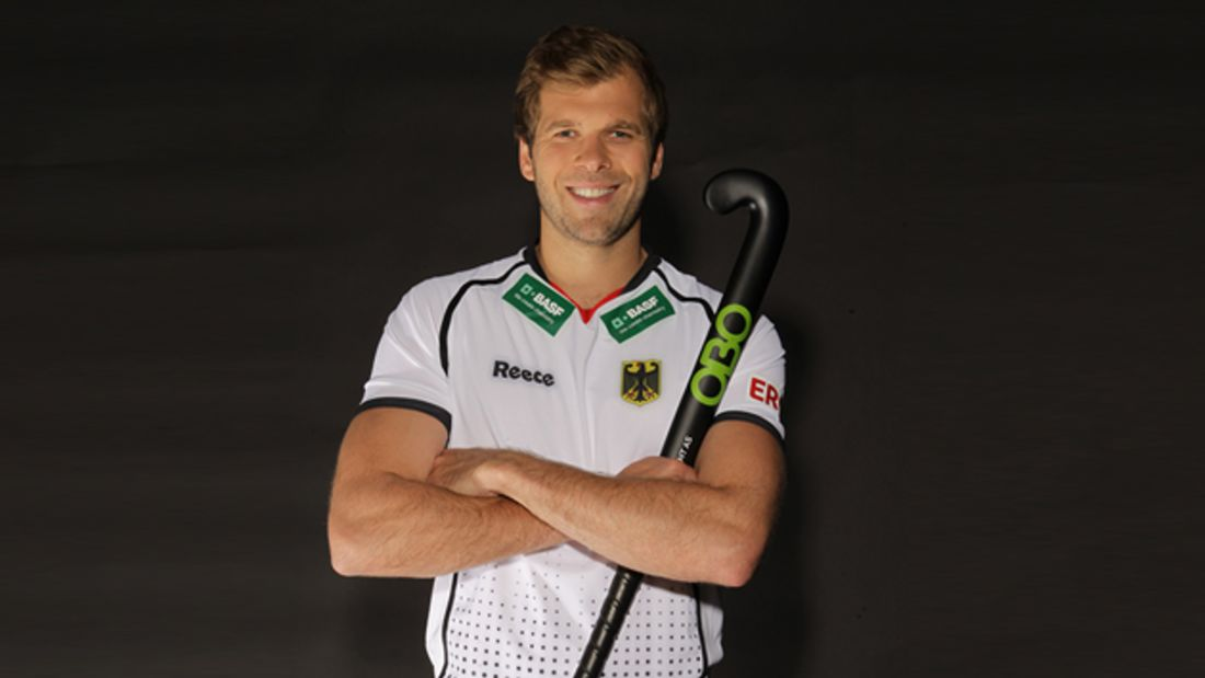 Nicolas Jacobi Hockey-Nationalspieler